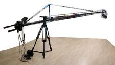 4.5m Kamerakran mit Stativ, Kopf und Fernbedienung, 4.5m Crane with head+remote