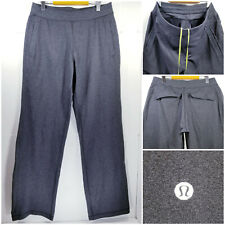 Lululemon Mens XL Athletic Sweatpants Jogger Pants Drawstring Gray