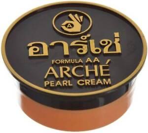 ARCHE Thai Pearl Cream for Pimples and Acne Breakouts Day & Night Cream 3g