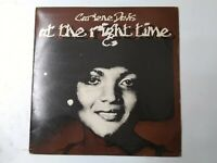 Carlene Davis-At The Right Time Vinyl LP 1980 UK LOVERS ROCK