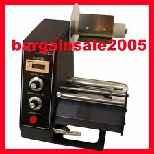 Automatic label dispenser adjustable label length width & speed, counter compact