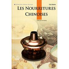 Les Nourritures Chinoises - French - wuzhou