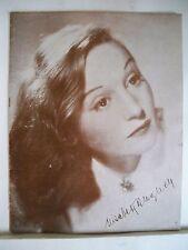 THE TWO MRS CARROLLS Souvenir Program ELISABETH BERGNER / OSLOW STEVENS NYC 1944