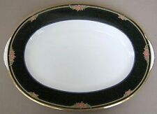 "Noritake Venetian Rose 9783 Medium Oval Serving Platter 14 1/2"" NEW"