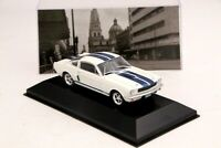 Altaya IXO 1:43 Ford Mustang Shelby GT 350H 1965 Car Diecast Models Collection