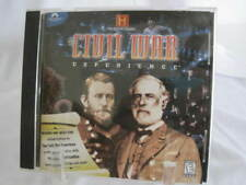 Civil War Experience PC Game 1999 The History Channel Rated E