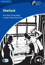 Sherlock Level 4 Intermediate (cambridge Discovery Readers): By Richard MacAn...
