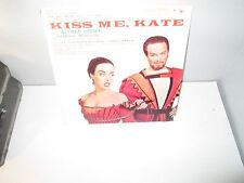 KISS ME KATE rare Motion Picture Soundtrack LP Vinyl COLE PORTER (COLUMBIA) VG+