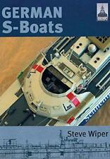 German S Boats (Shipcraft 6) by Steve Wiper, NEW Book, FREE & Fast Delivery, (Pa