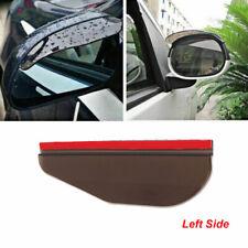 1pc Car Universal Rear View Side Mirror Rain Snow Guard Sun Visors Shade Shield