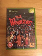 Xbox (Original) - The Warriors (Rockstar Games 2005 Complete)