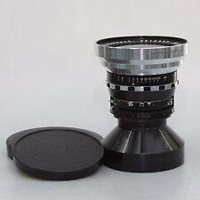 Schneider Super-Angulon 165mm f/8 Large Format Lens 4x5 5x7 4x10 8x10