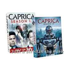 Caprica: Battlestar Prequel Complete TV Series Seasons 1 & 1.5 Box / DVD Set(s)