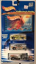 Hot Wheels 2003 Collectors Guide 3-Pack Rigor Motor Overbored 454 Vairy 8 35th