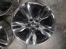"20"" Ford Edge Chrome Clad Alloy 20 Wheel OEM Rim"