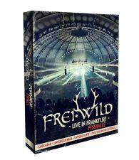 FREI.WILD - LIVE IN FRANKFURT 2 DVD + 2 CD NEU