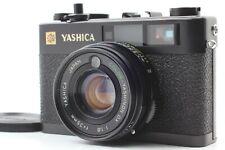 🌟 Exc+5 🌟 Yashica Electro35 CC 35mm Black Rangefinder film Camera from Japan