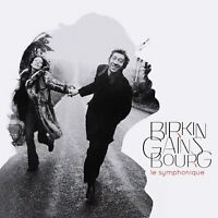 JANE BIRKIN : BIRKIN GAINSBOURG : LE SYMPHONIQUE - BRAND NEW & SEALED CD>>