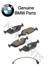 For BMW E30 318i 325iX 325i Rear Brake Pad Set w/ Sensor 260 mm GENUINE KIT