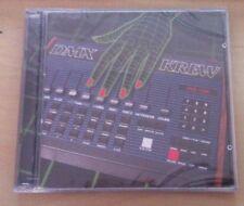 DMX KREW Wave Funk + Prolapse - REPHLEX 2 CD NEW SEALED Aphex Twin IDM Electro