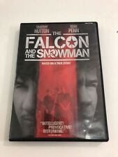 The Falcon and the Snowman (DVD, 2015)