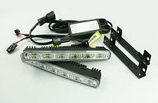 DAY LIGHTS SUPER SLIM DRL CREE BRIGHT AUTOSWITCH E4 RL00 V12 B