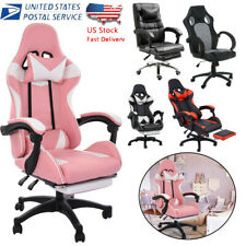 Swivel Computer Gaming Chair High-back Chairs Executive Racing Office Furniture