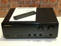 Marantz PM-68 High Quality MM Phono Stage Integrated Stereo Amplifier + Remote