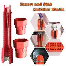 Home Multifunctional Faucet And Sink Installer Tool Model 2019 under Plumbing UK