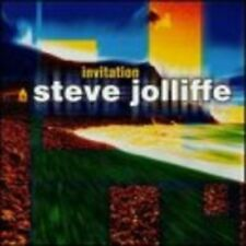 Jolliffe, Steve - Invitation EX TANGERINE DREAM CD NEU