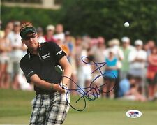 Ian Poulter Ryder Cup GOLF Signed Auto 8x10 PHOTO PSA/DNA COA