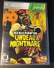 Red Dead Redemption [ Undead Nightmare ] (XBOX 360) NEW