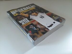 2020 42nd Edition Beckett Baseball Card Price Guide NEW $39.95 Cover 2.2M Jeter