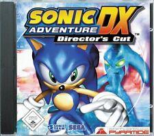 PC Sonic Adventure DX-Director 's Cut Saturn Riccio per il PC