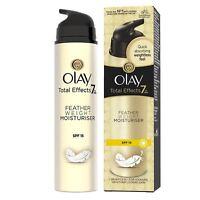 Olay Total Effects Featherweight Moisturiser 7-In-1 SPF15 Anti-Ageing Cream 50ml