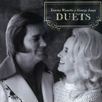 George Jones and Tammy Wynette - Duets [CD]