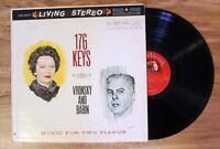 LP: Living Stereo: 176 Keys: Vronsky and Babin vinyl record LSC-2417