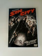 Sin City DVD Thriller Mystery Kult Versandrabatt FSK 18 Bruce Willis