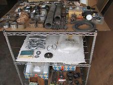 Vintage 1928 Mercedes SSK Parts, Camshafts, Gears, Crank Shaft, Drive Gears