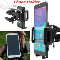 New Bicycle Bike Universal Handlebar Phone Mount Holder for PDA GPS Mobile Phone