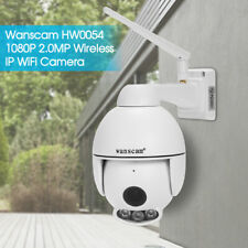 Wanscam HW0054 1080P 2.0MP Wireless IP WiFi Camera Middle Speed Dome PTZ HD Home