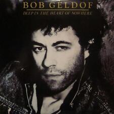 Bob Geldof(Vinyl LP)Deep In The Heart Of Nowhere-Atlantic-81687 1-USA-Ex-/VG+