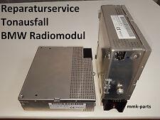 BMW BM54 E39 E46 E53 Reparatur Tonausfall Radio Radiomodul Becker 65126976963