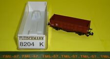 Wagon FLEISCHMANN Piccolo echelle N - Tombereau à 2 essieux - ref 8204 K - NBO