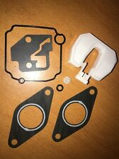Yamaha F9.9 F15 4-Stroke Outboard Carburettor Service Gasket Kit with Float 66M-