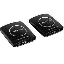 Actiontec Wireless HDMI Transmitter & Receiver Extender Kit, Full HD 1080P