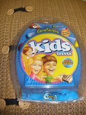 New Game Snacks Kids Trivia DVD Game by Snap TV