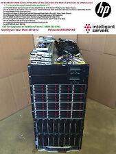 HP C7000 G2 16x HP BL490c G7 2x 60GB SSD 2TB Ram 19.2TB HP EVA8400 San soluion