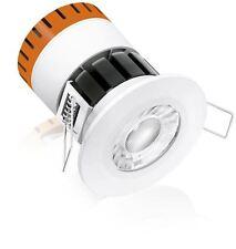 Aurora Enlite E8 8w LED Fire Rated Downlight 3000k