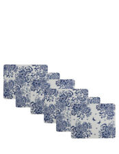 Maxwell & Williams Toile De Fleur Placemat Gift Boxed Set of 6 - 34 X 26.5cm F